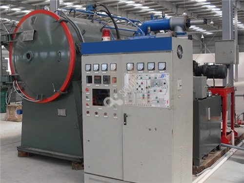 Double-Chamber Vacuum Oil Quenching Furnace