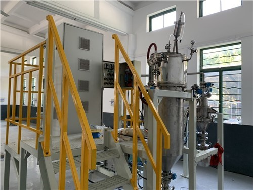 High-purity oxidation / nitridation / carbide powder material production equipme