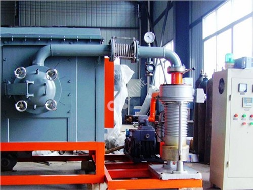 Vacuum tempering / annealing equipment