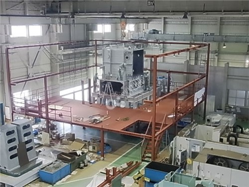 Amorphous Alloy Powder Production Equipment