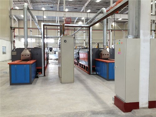 Mesh Belt Sintering Equipment