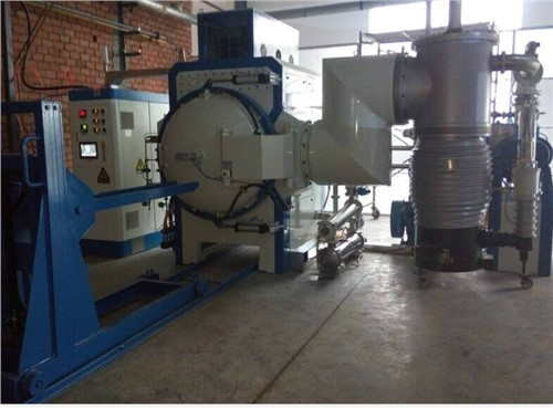 Special Titanium Alloy Products High Vacuum Sintering Equipment