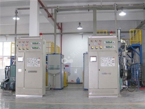 Vacuum High Temperature Induction Sintering Equipment