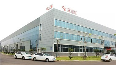 Skyline share | The silicon-carbon cathode material prepared by